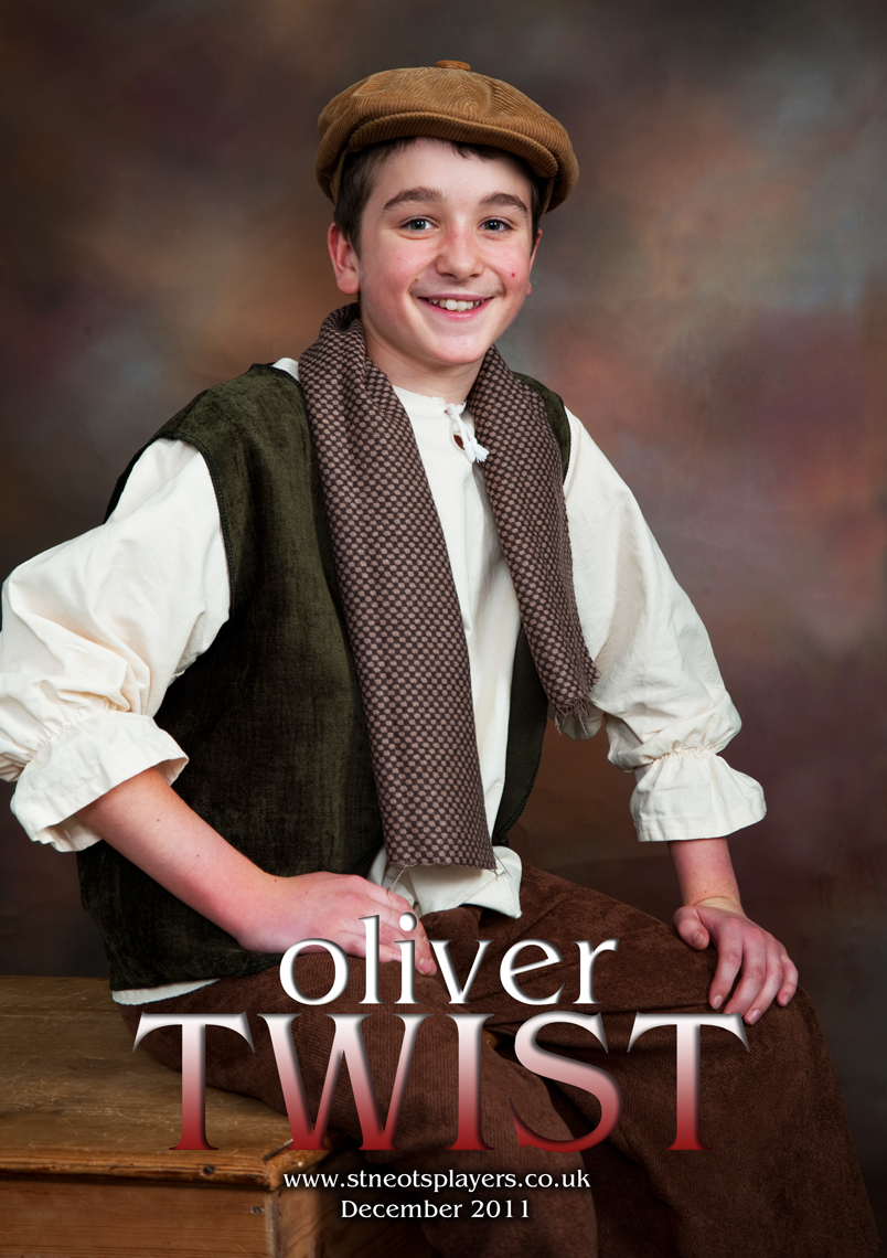 Oliver Twist St Neots Players